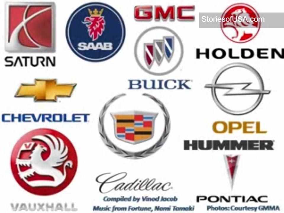 GENERAL MOTORS HAKKINDA General Motors (kısaca GM), 1908 yılında ABD de kurulmuş bir şirkettir.
