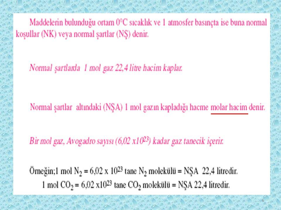 17 h α 1/d Civanın özgül ağırlığı 13,6 gr/cm 3 olduğundan borudaki sıvı basıncı (ki bu basınç açık hava basıncına eşittir); P 0 =h×d=1 atm olur.
