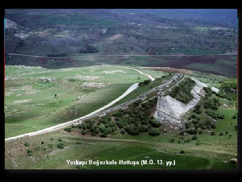 HİTİTLER (MÖ.1700- MÖ.