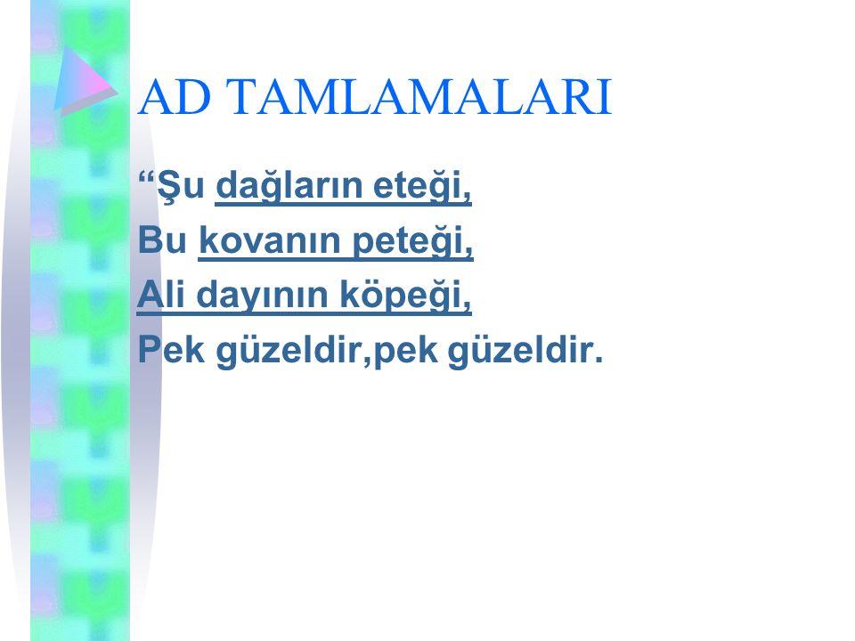 Zincirleme Ad Tamlamasına Örnekler: Zeynep'in saatinin kordonu Emirhan'ın ayakkabısının bağı Sınıfımızın tahtasının rengi Sait'in annesinin kalemi Gazihan'ın ablasının saati Çağrıcan'ın babasının bahçesi …