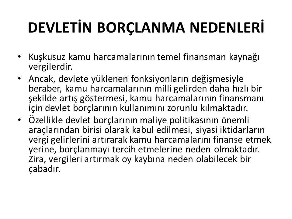 Türkiye'de toplam kamu kesimi finansman açığı; merkezî yönetimin, KİT'lerin, mahalli idarelerin, döner sermaye işletmelerinin, sosyal güvenlik kuruluşlarının, işsizlik sigortası fonu ve diğer fonların açıkları toplamından oluşur.