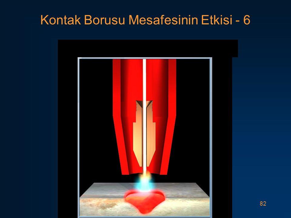 82 Kontak Borusu Mesafesinin Etkisi - 6