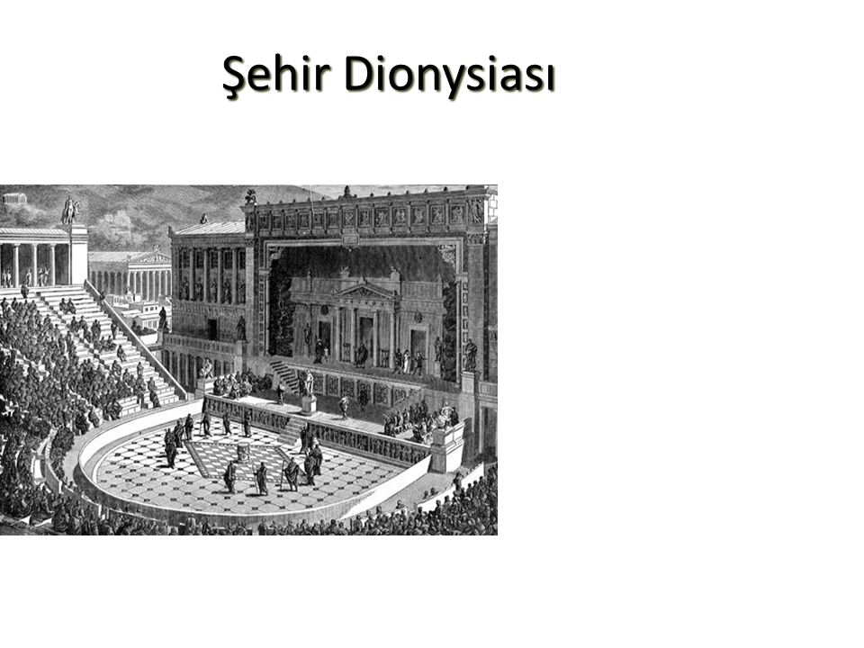 Şehir Dionysiası
