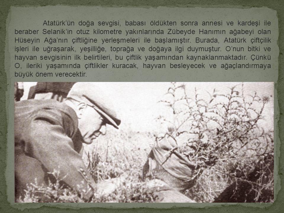 ATATÜRK VE TARIM Abdurrahman ERDO Ğ AN 2007-Tekirda ğ cksbilgi.com