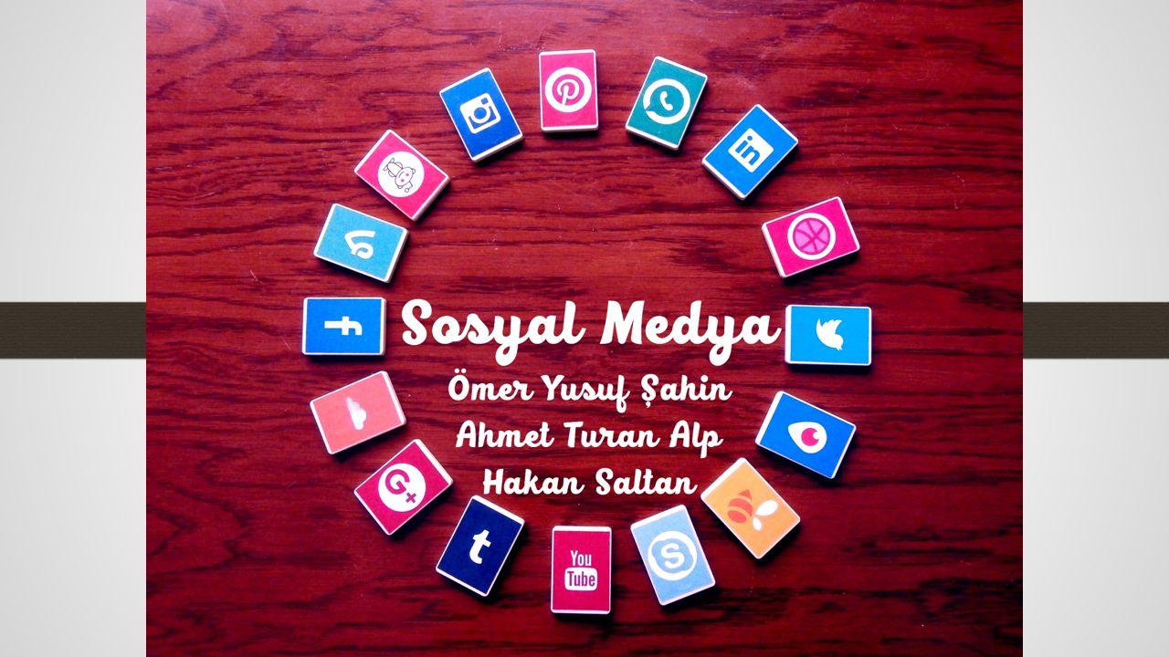 Sosyal Medya Kişilerin internet üzerinde birbirleriyle yaptığı diyaloglar ve paylaşımlar bütünüdür.