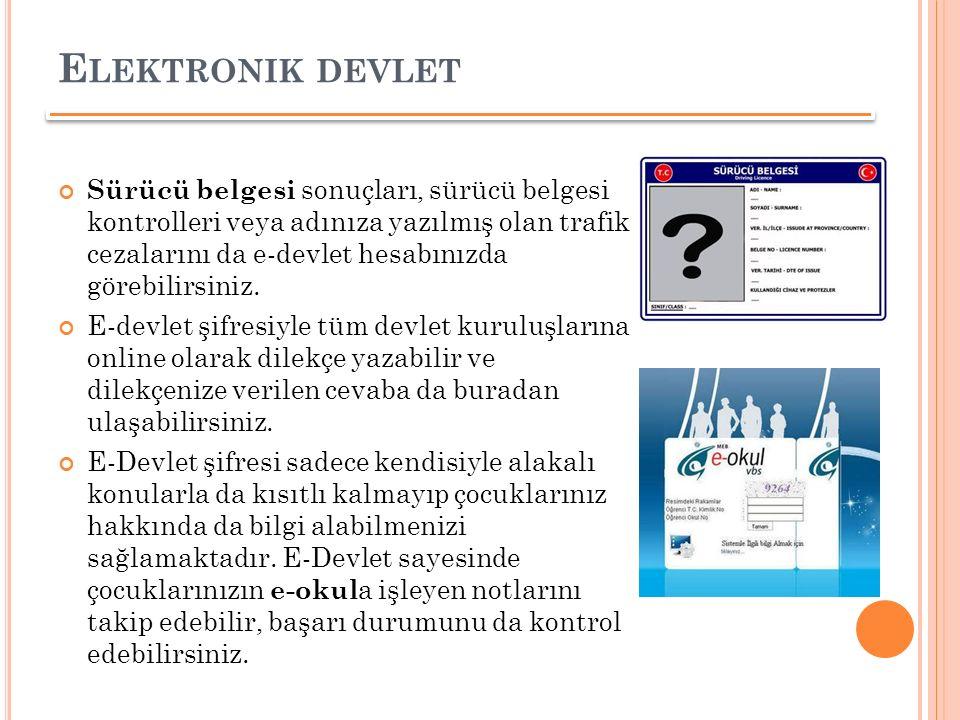 E LEKTRONIK BANKACILIK Elektronik bankacılık, elektronik kanallar vasıtasıyla bankacılık hizmetlerinin sağlanması demektir.