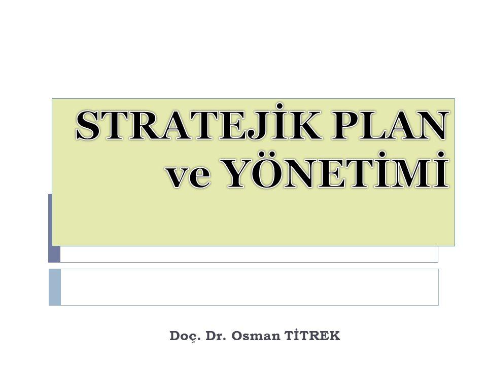 Doç. Dr. Osman TİTREK