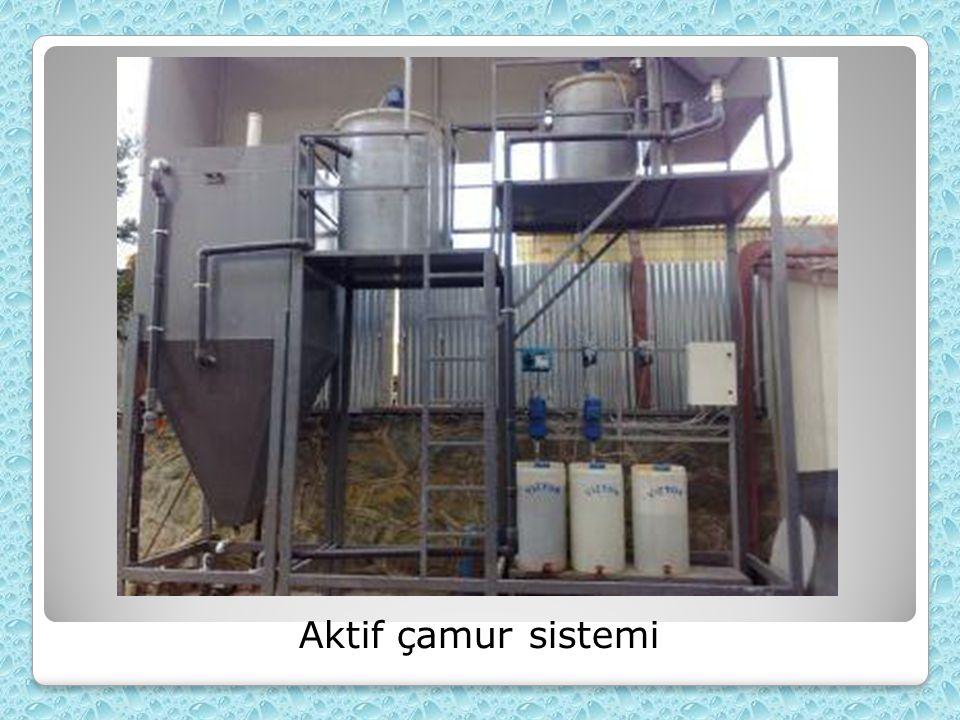 Aktif çamur sistemi