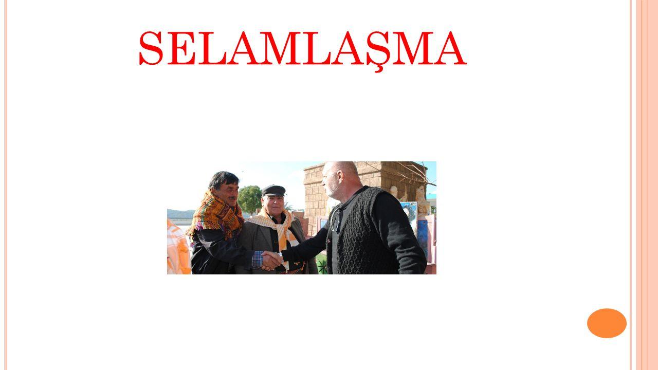 S ELAMLA BIRLIKTE, BIRKAÇ SÖZLE HAL - HATıR DA SORULUR.