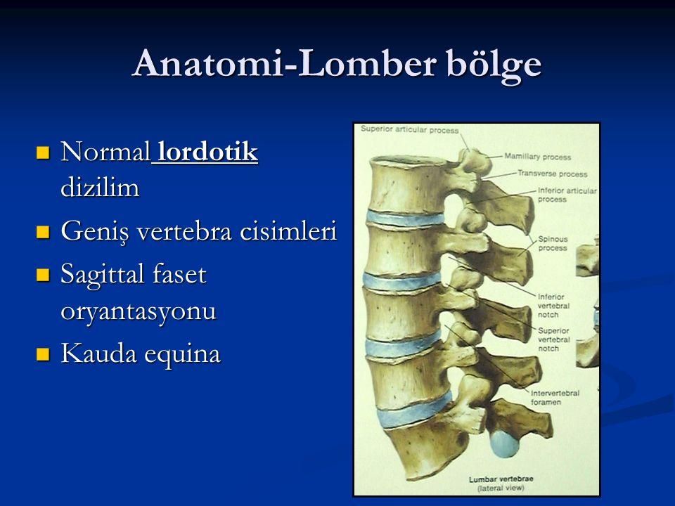 DİREKT DEKOMPRESYON 1. ANTERİOR 2. POSTERİOR Laminektomi Posterolateral dekompresyon