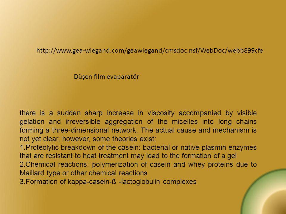 http://www.gea-wiegand.com/geawiegand/cmsdoc.nsf/WebDoc/webb899cfe Düşen film evaparatör there is a sudden sharp increase in viscosity accompanied by