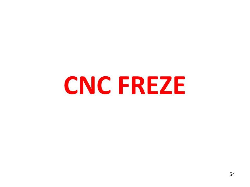 CNC FREZE 54