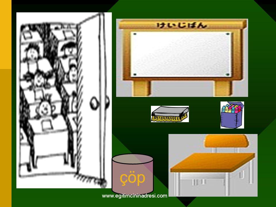 çöp www.egitimcininadresi.com
