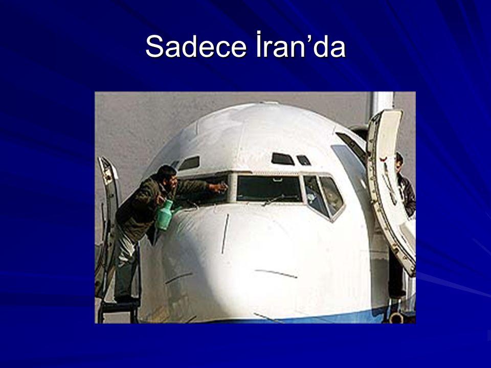 Sadece İran'da