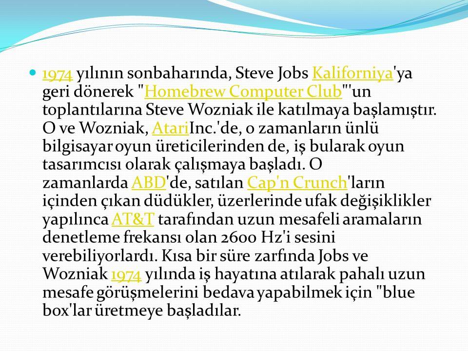 7-YÜZYÜZE GEL Dijital dünyada yaşasa da Steve Jobs, yüzyüze toplantılara inanırdı.