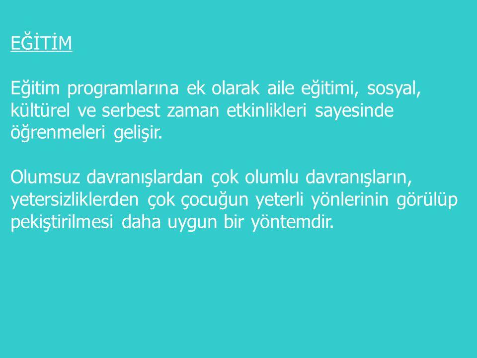 YAPABİLDİKLERİ K.D.A. YAPMASI GEREKENLER