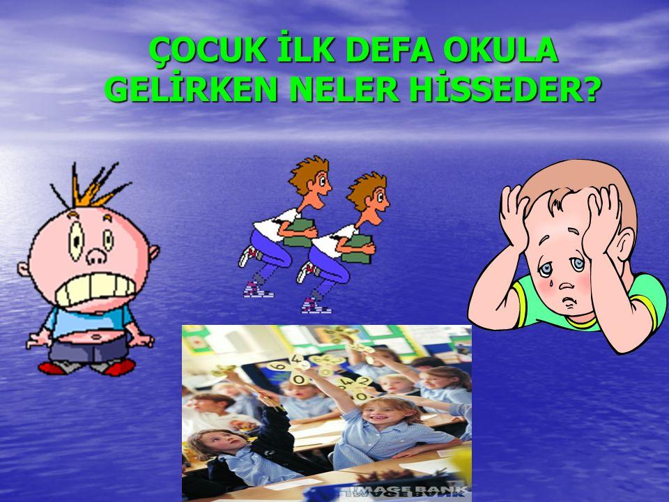 OKUL FOBİSİ NEDİR.