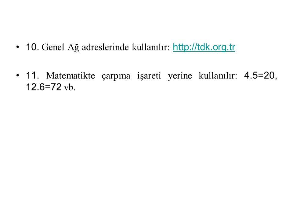 15 SORU İŞARETİ 1.