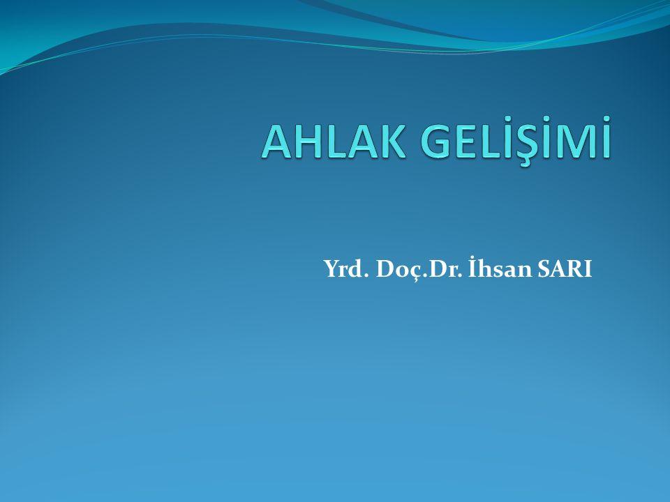 Yrd. Doç.Dr. İhsan SARI