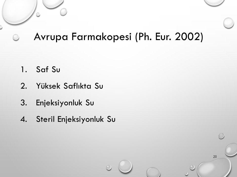 Avrupa Farmakopesi (Ph.Eur.