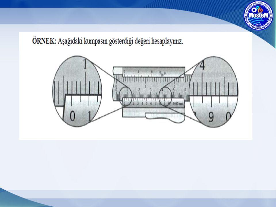 Elektronik Kumpaslar Elektronik kumpaslar, ölçülen değeri elektronik devresi sayesinde dijital olarak gösterir.