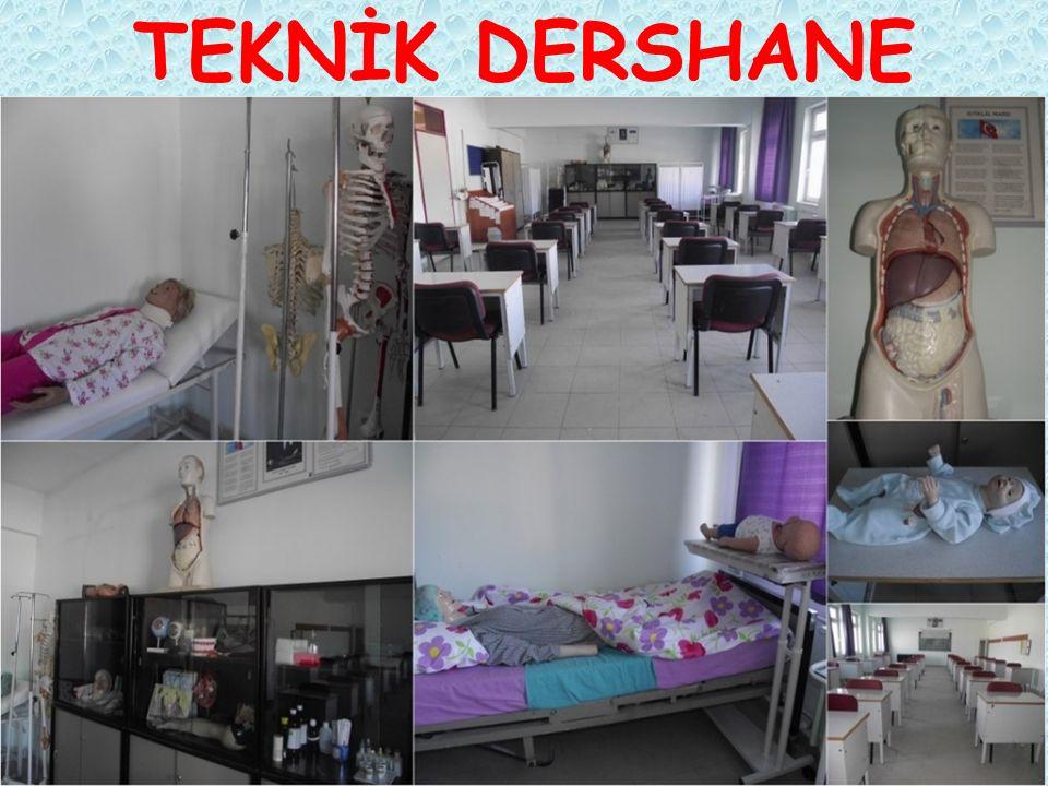 TEKNİK DERSHANE