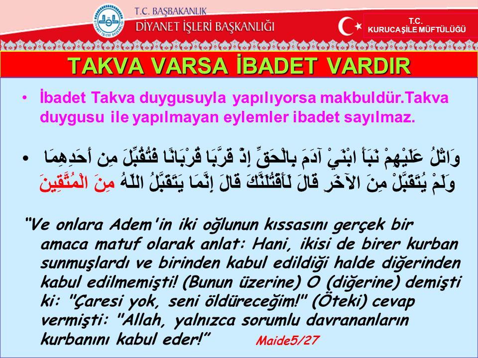 26 Kur'an takva'nın zıddı olarak fucur'u kullanır.