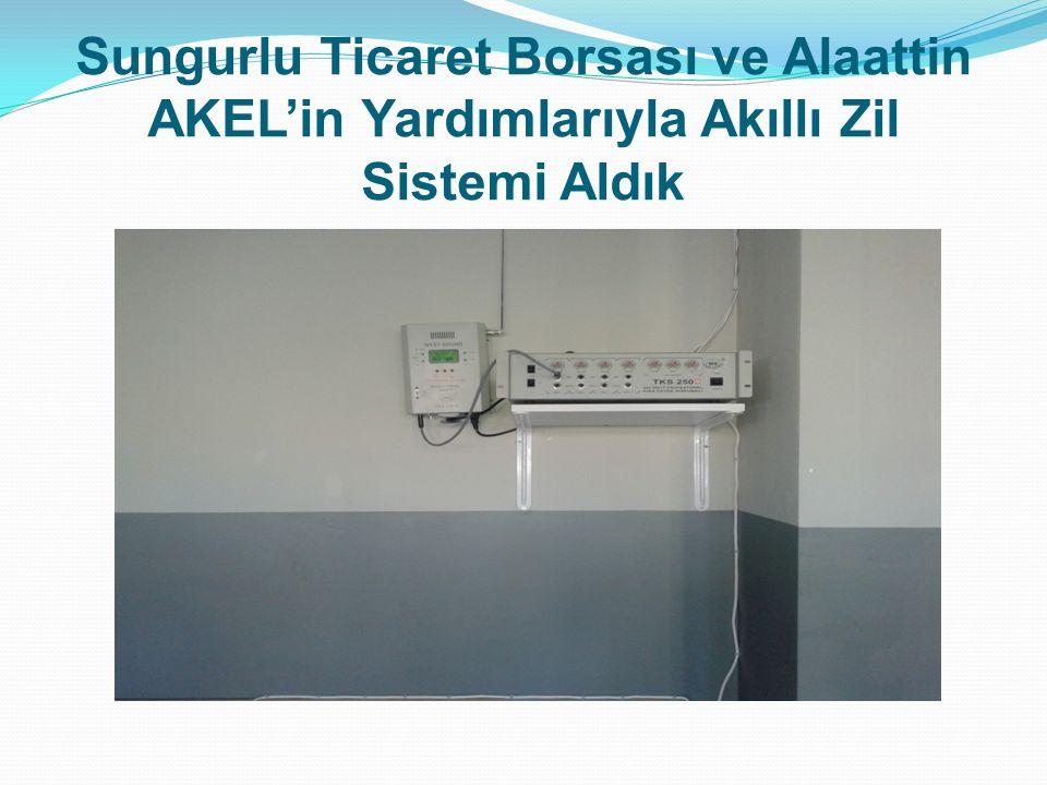Koridorlarımızı Türk Büyükleri Seti ve Panolarla Süsledik