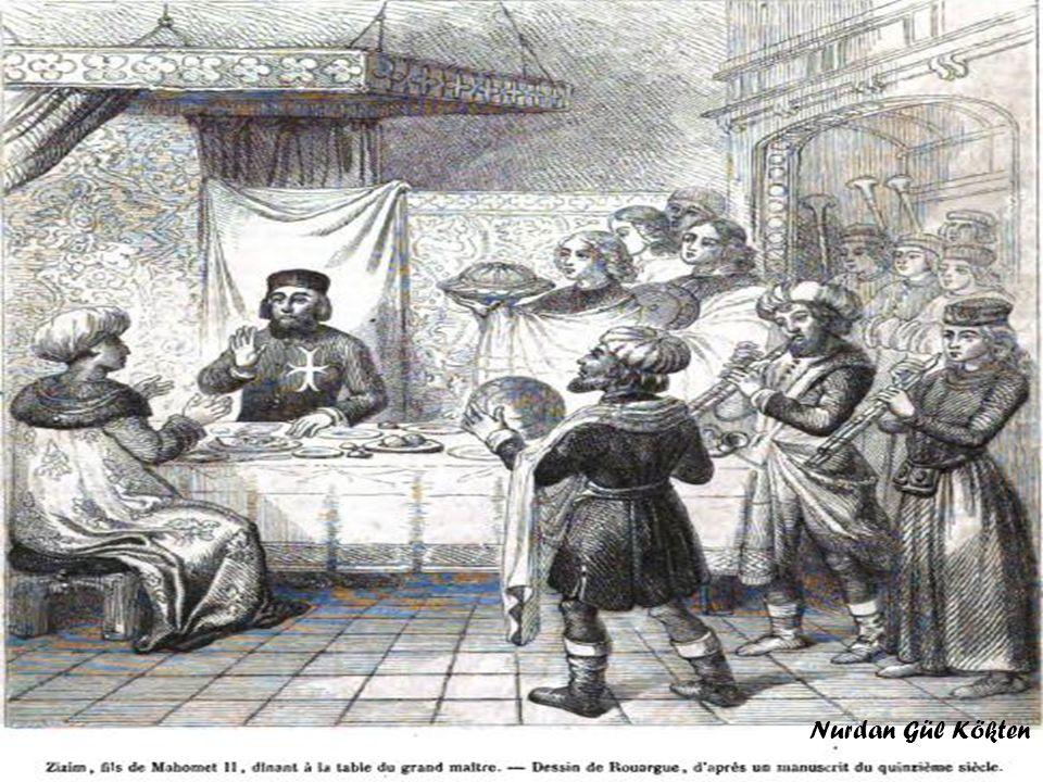 Cem Olayının Sonuçları ve Osmanlı Devletine Etkileri NELERDİR Nurdan Gül Kökten