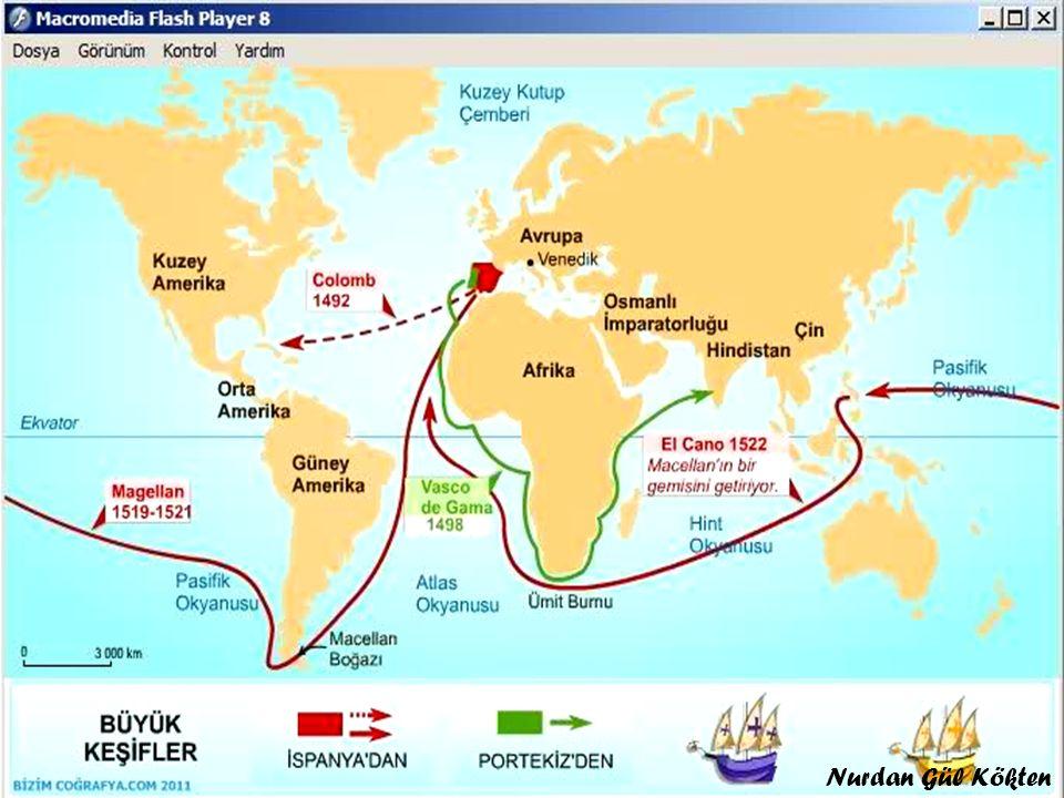 Kristof Kolomb'un seyahati Amerika kıtasına niçin Kristof Kolomb'un adı verilmemiştir Nurdan Gül Kökten