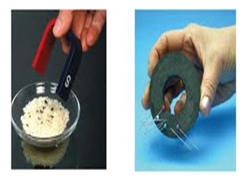 7.Çözünme Yöntemi ile Ayırma: Karışan maddelerden birisi suda çözünebilen, ötekisi çözünemeyen madde ise, bu karışımı suda çözünmesini sağlayarak kayırabiliriz.