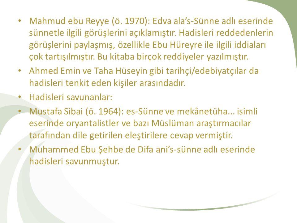 Mahmud ebu Reyye (ö.
