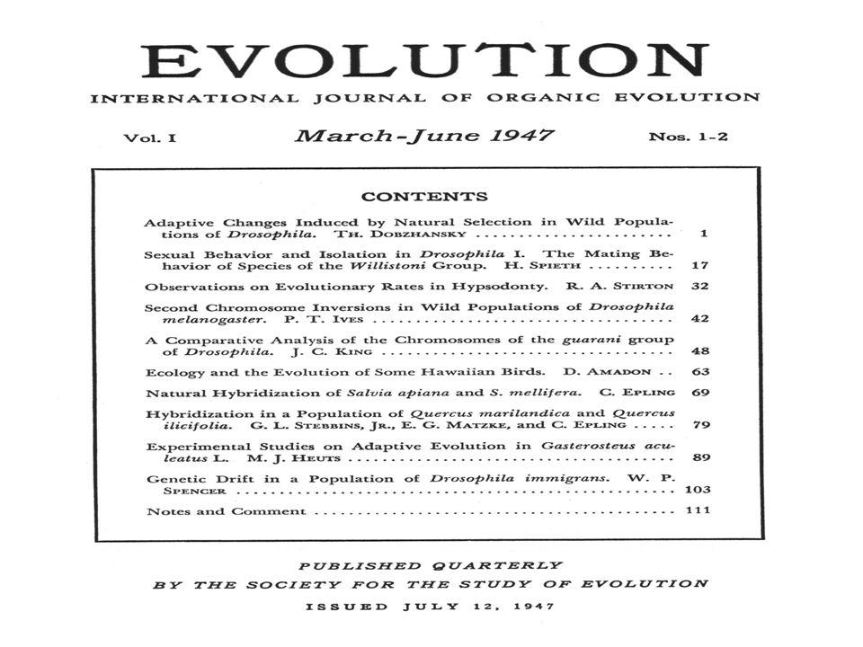 1953 DNA sahnede