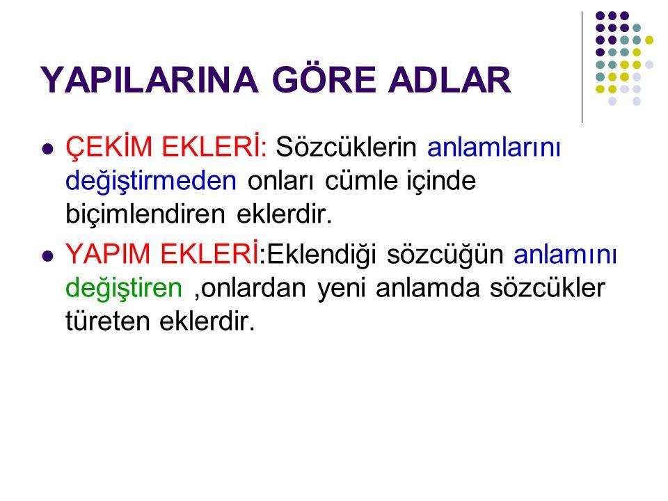 Yer adlarında vurgu ilk hecededir. İzmir Aydın Kayseri, Anamur, Bozyazı, Mersin, Gülnar, Erzurum,…
