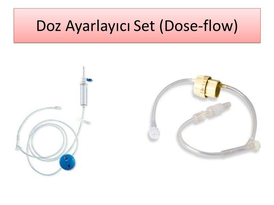 Doz Ayarlayıcı Set (Dose-flow)