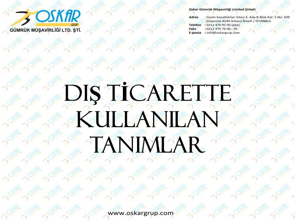2)RESMİ BELGELER 2-1)A.TR Dolaşım Belgesi (A.TR Movement Certificate) Malların, Türkiye'den Avrupa Birliği üyesi bir ülkeye veya Avrupa Birliği ülkesi ülkelerden Türkiye'ye doğrudan doğruya nakledilmesi halinde düzenlenen ve ihracatçı ülke çıkış gümrüklerince, ihraç sırasında vize edilen bir belgedir.