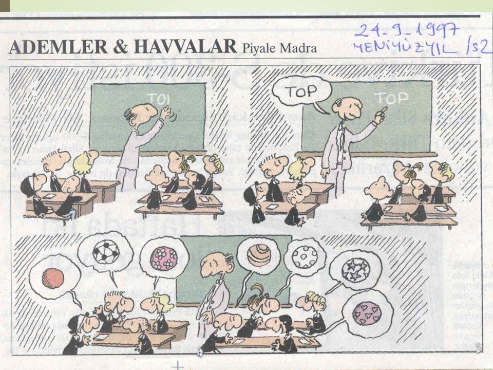 HAYAL ET  Bir fen öğretmeniyim.