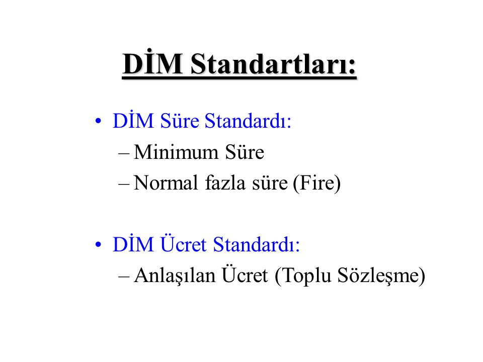 Malzeme Cinsi Standart Miktar xStandart Fiyat =Standart Maliyet A10 kg/brx1.82 TL/kg=18.20 TL/br B3,5 lt/brx2.88 TL/lt=10.08 TL/br X MAMULÜNÜN BİRİM S