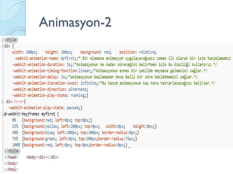 Animasyon-2