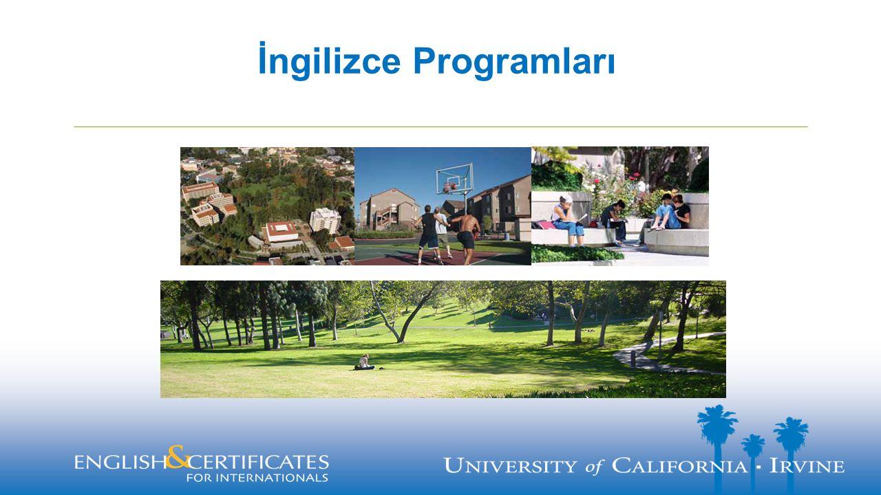 İngilizce Programları