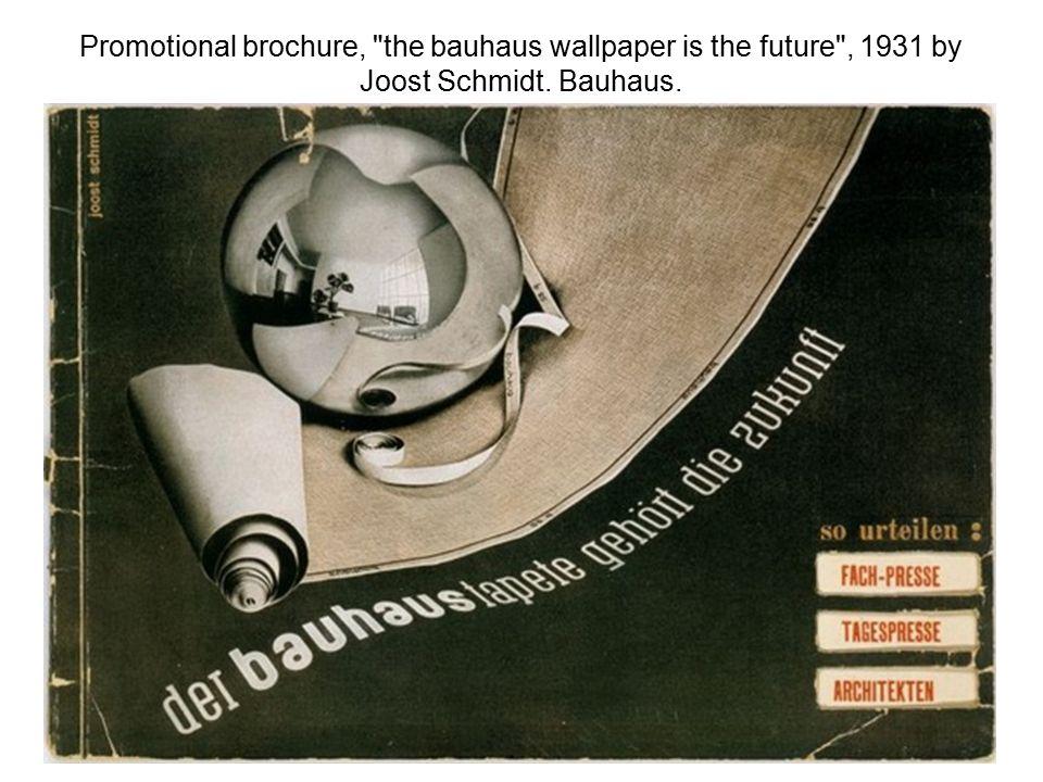Promotional brochure,