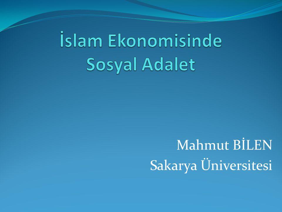 Mahmut BİLEN Sakarya Üniversitesi