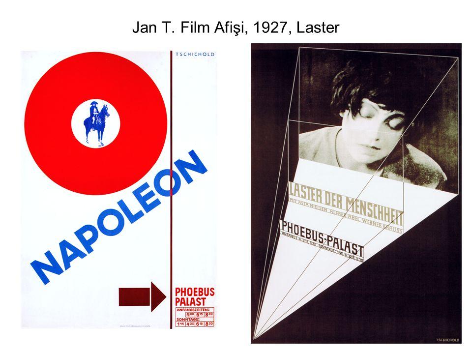 Fransız ressam Paul Colin ise 1925 yılında Paris Champ-Elysees Tiyatrosu'nda grafiker ve dekoratör olarak çalışmaya başlayarak grafik tasarıma yönelmiştir.
