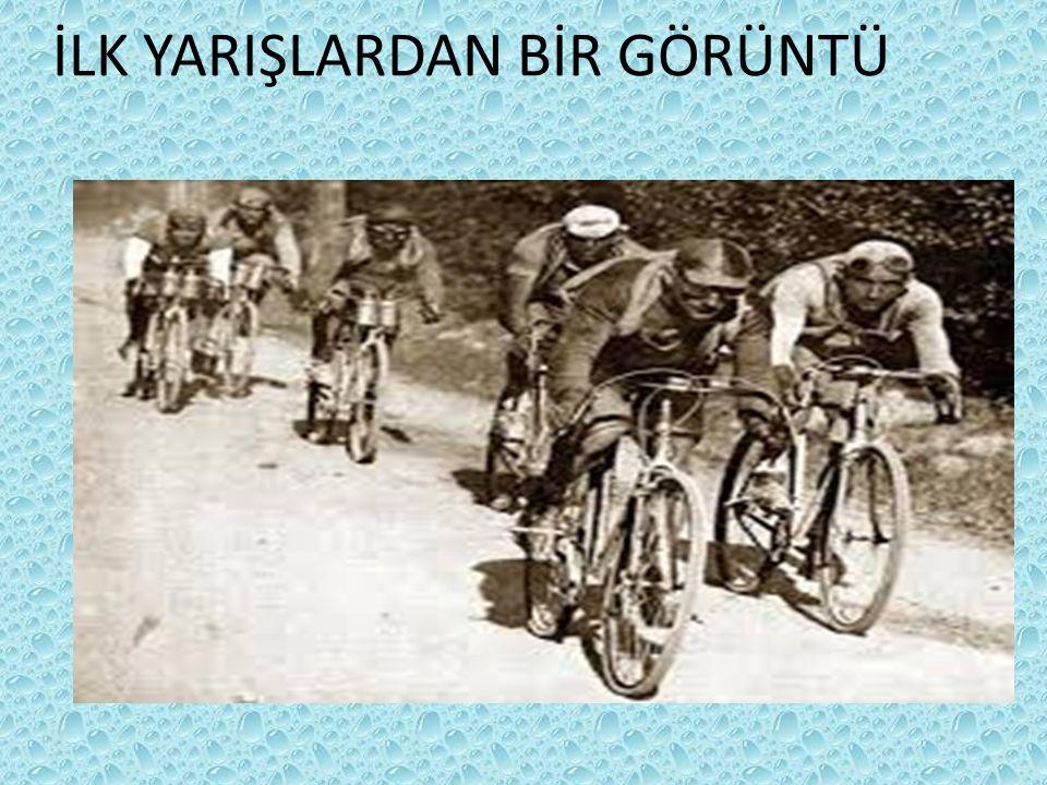 DİĞER TURLAR VE YARIŞLAR Özellikle 1890 yılından itibaren bisiklet bir kitle sporu haline gelmişti.