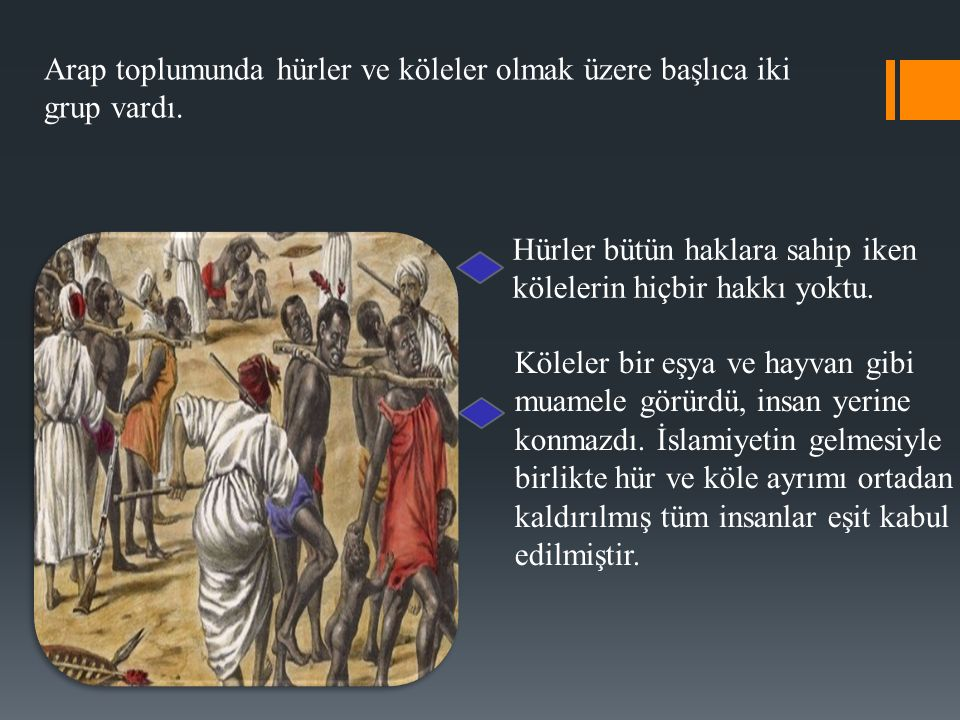 Hz.Muhammed(sas), nasıl bir ortamda dünyaya gelmiştir.