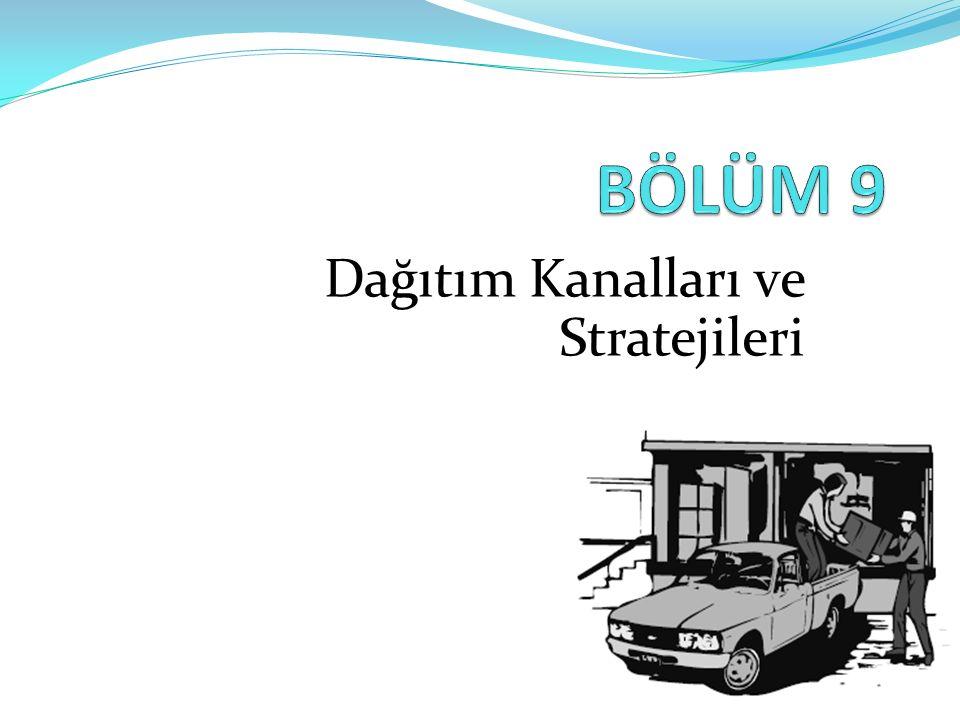 Dağıtım Kanalları ve Stratejileri