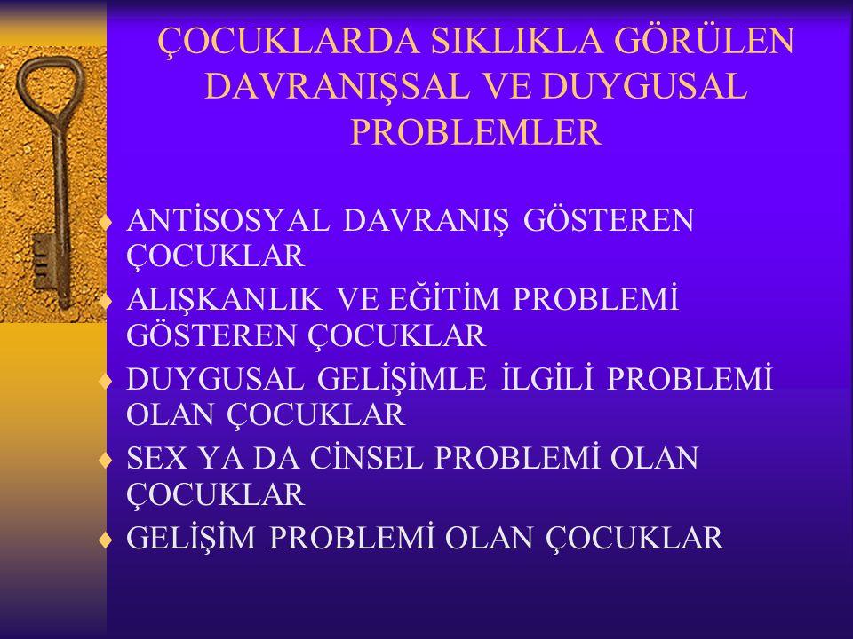 PSİKOSOSYAL GELİŞİM DÖNEMLERİ 1. ORAL DÖNEM (0-1 YAŞ.