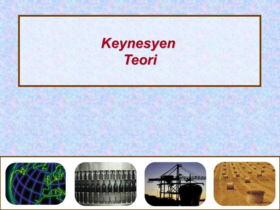 KeynesyenTeori