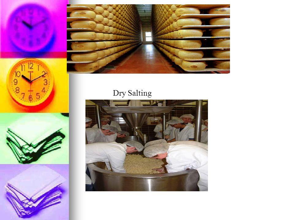 Dry Salting