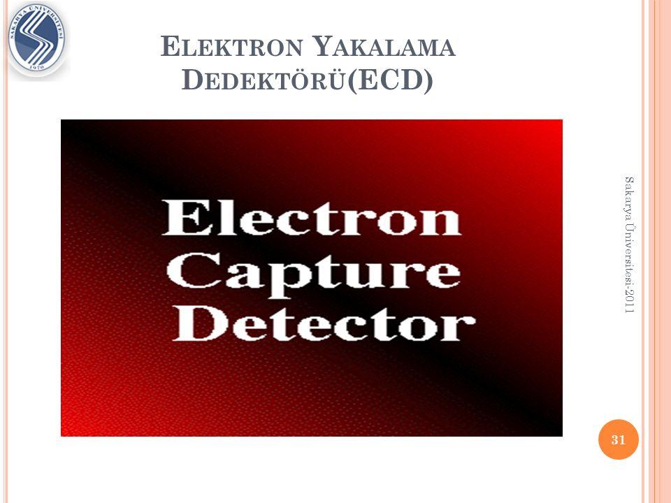 K AYDETME (R EKORDER, INTEGRATÖR ) Detektörde algılanan akımın elektriksel sinyale çevrildikten sonra hesaplamaların rahatlıkla yapılabilmesi için bir ölçekli şeritli kağıda kaydedildiği cihazlardır.